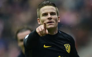 Gameiro hits fastest LaLiga hat-trick in 22 years