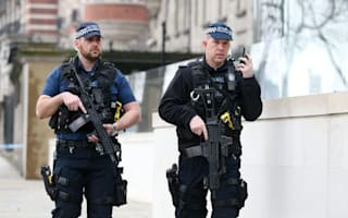 Police boost number of armed officers on duty after Westminster terror attack