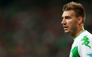 The Bendtner experiment was a failure - Allofs