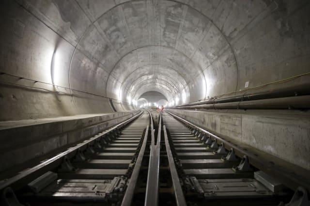 El túnel más largo y profundo del mundo se inaugura el 1 de junio