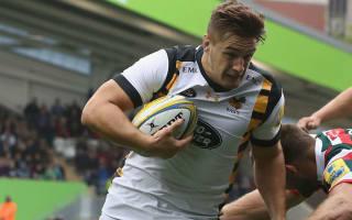 Wasps confirm leg fracture for England's Jones