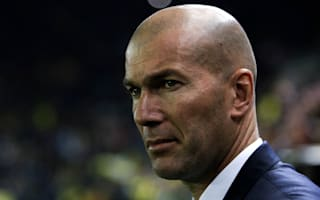 Zidane cools fresh Bale injury worries after stunning Real Madrid comeback