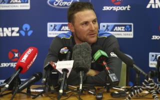 McCullum focused on Australia Test