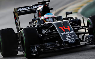 McLaren more competitive than expected - Alonso