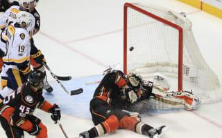 Neal's goal gives Predators OT win over Ducks