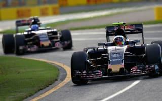 Verstappen frustrated after Sainz battle