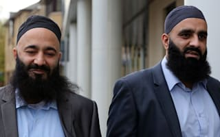 'Idiots' cleared of threatening to blow up plane at 30,000ft