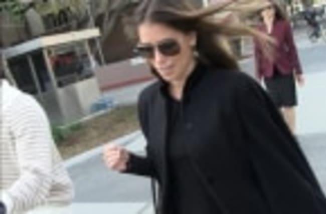 Brad Pitt -- Judge Denies Emergency Sealing in Custody Case