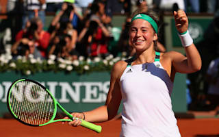 Agatha Christie, Enrique Iglesias and the Samba - Getting to know Jelena Ostapenko