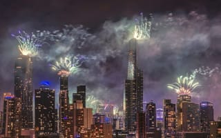 This is where you should spend New Years Eve (according to Lonely Planet)