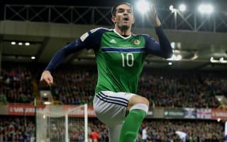 Northern Ireland 4 San Marino 0: Lafferty double seals it for O'Neill's men