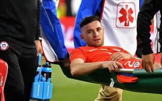 Hamstring injury sidelines Mena for remainder of Copa