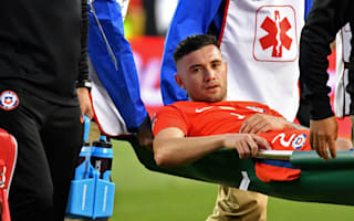 Hamstring injury sidelines Mena for remainder of Copa