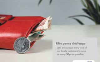Lidl pokes fun at Sainsbury's 50p challenge gaffe