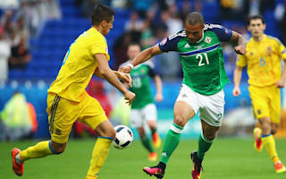 'I only fear God' - Magennis insists Northern Ireland can beat Germany