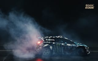 Ken Block stars in pitch-black race against Lamborghinis, lasers and lunatic drivers