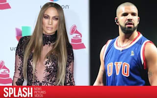 Jennifer Lopez and Drake appear to confirm romance with snuggly picture