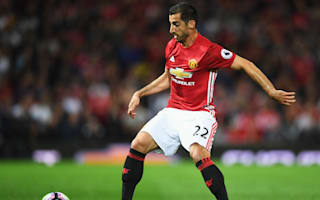 Mourinho not rushing 'super' Mkhitaryan
