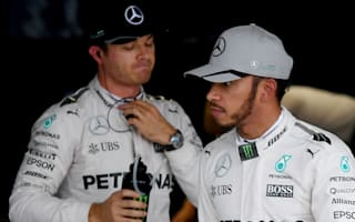 Hamilton 'holding nothing back' in title chase