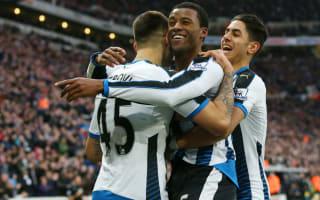 Aston Villa v Newcastle United: Wijnaldum demands result to keep survival bid alive