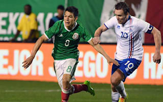 Benfica bid for reported Manchester City target Lozano