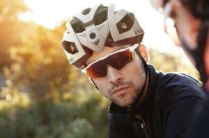 Cyclevision eleva la seguridad de los ciclistas con un casco con cámara dual