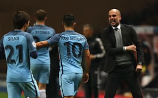Guardiola not ready for City to go on the defensive against Liverpool