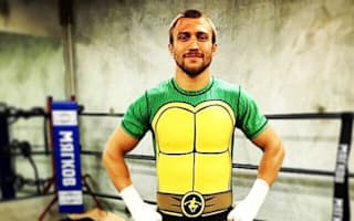 Hero in a half shell? Lomachenko calls out McGregor - while dressed as a ninja turtle