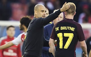 Guardiola insists long balls are not the solution