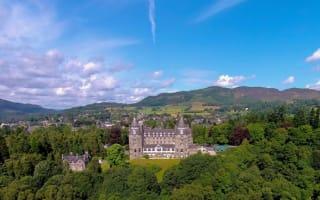 Win! An enchanting break for two in a Scottish castle