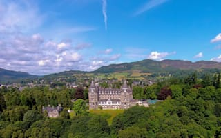 Win! An enchanting break for two in a Scottish castle
