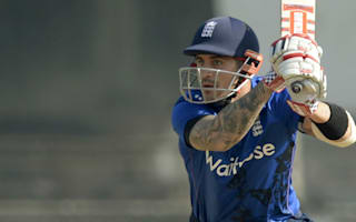 Injured Hales to leave India tour with fractured hand