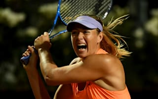 Sharapova vows to 'rise up again' after French Open snub
