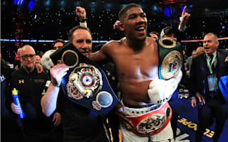 Joshua warns he will only get better as he eyes Fury after Wembley classic