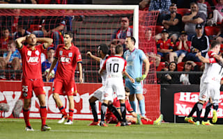 Adelaide United 1 Western Sydney Wanderers 2: Santalab double seals revenge