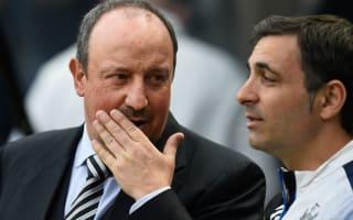 Benitez loses assistant Pecchia to Verona