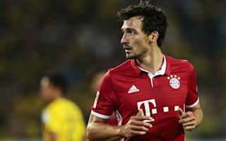Hummels fired up for crucial Bayern clash