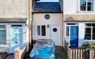 Is this the UK's narrowest one-storey house?