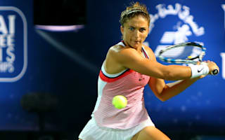 Errani crashes out, Wozniacki cruises in Monterrey