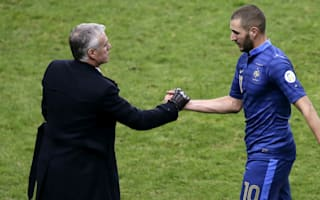 Benzema's public image does not reflect his true personality - Deschamps