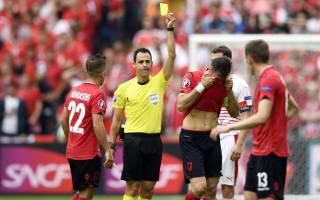 'Overwhelmed' Cana deserved red card - De Biasi