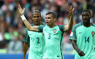 New Zealand v Portugal: Pepe urges Selecao to be faithful to their style