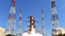 Indien schickt 20 Satelliten auf einmal in den Weltraum