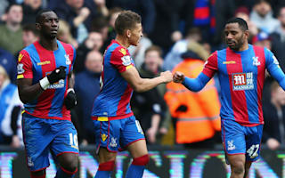 Crystal Palace 2 Stoke City 1: Gayle blows Stoke away