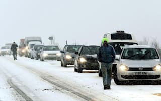 Tips from the experts: driving on ice