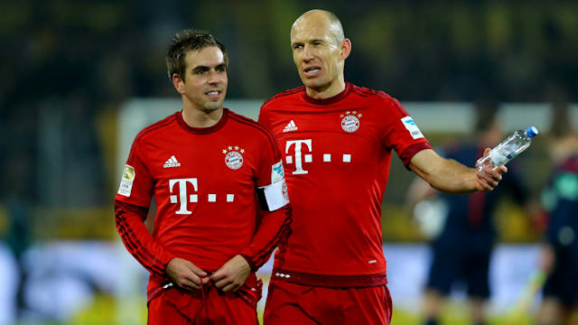 Bayern Munich's Franck Ribery ruled out of UCL clash against Arsenal