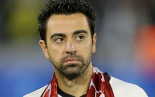 I miss Barcelona, says Xavi