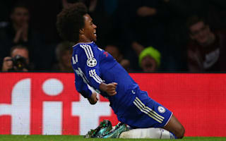 Willian reveals Ronaldo and Ronaldinho inspiration