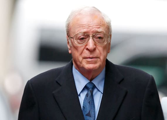 Michael Caine changes his name over security risk