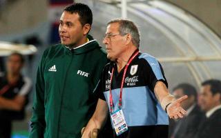 Tabarez: Uruguay still in good position despite loss